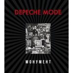 Depeche Mode. Монумент. Подарочное издание. Деннис Бурмейстер, Саша Ланге