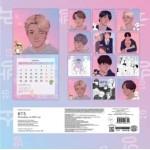 BTS. Календарь настенный на 2022 год