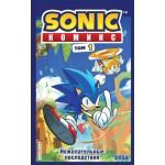 Sonic. Нежелательные последствия. Комикс. Том 1. Йэн Флинн
