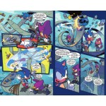 Sonic. Судьба доктора Эггмана. Комикс. Том 2. Йэн Флинн