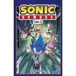Sonic. Заражение. Комикс. Том 4. Йэн Флинн