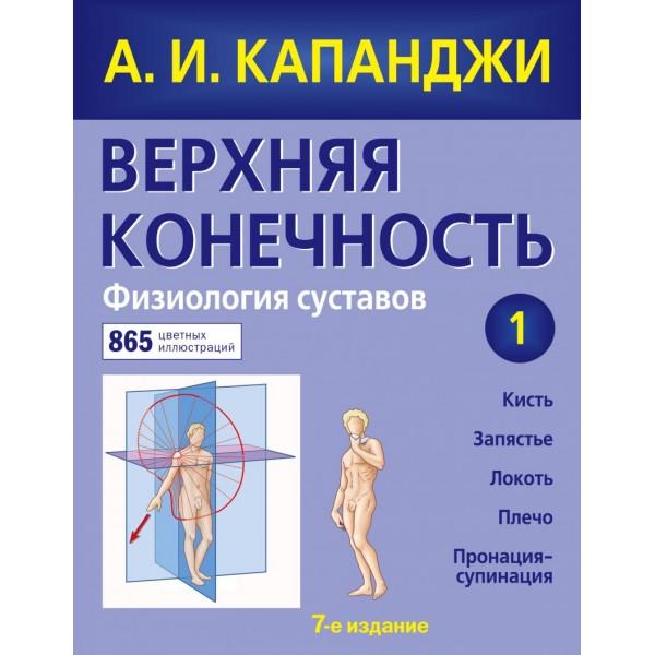 Верхняя конечность. Физиология суставов. Адальберт Капанджи