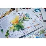 Акварельный скетчинг. Как рисовать и рассказывать истории в цвете. Феликс Шайнбергер