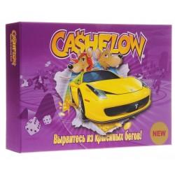 Cashflow Настольная игра. Как вырваться из крысиных бегов