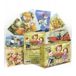 """Метафорические ассоциативные карты для детей и взрослых """"Я и все-все-все"""""""