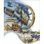 Автомобили и транспорт. Детские энциклопедии с Чевостиком. Елена Качур