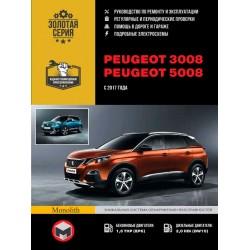 Peugeot 3008 / 5008. Руководство по ремонту, инструкция по эксплуатации